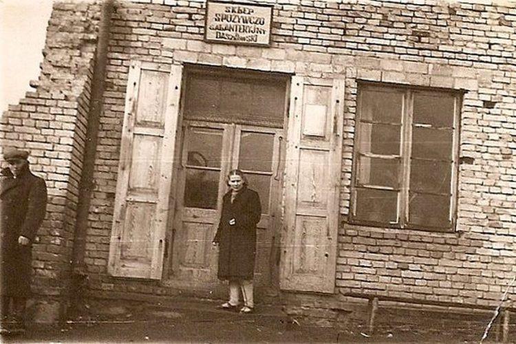 Sklep Daszkowskiego w Andrzejewie