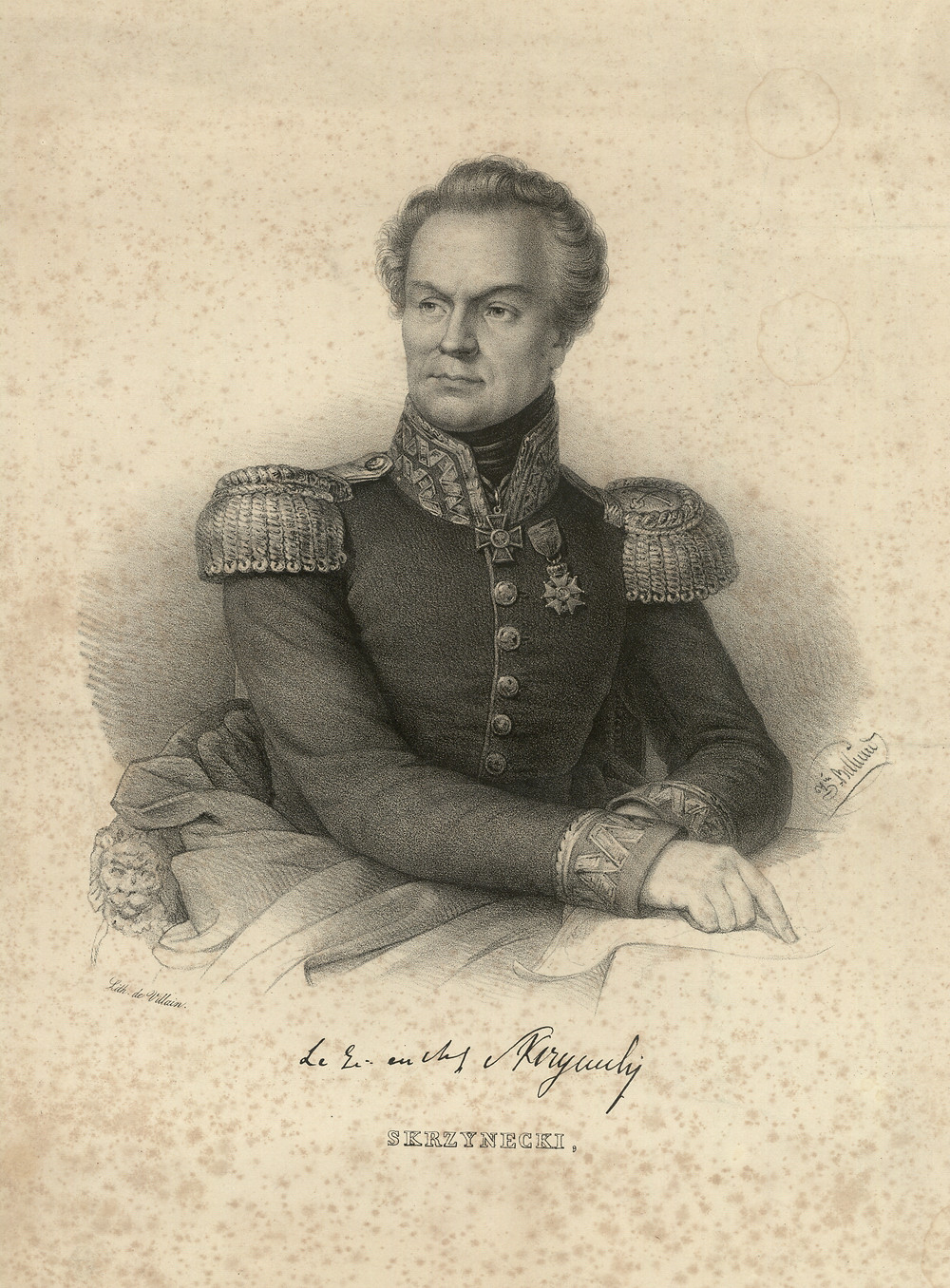 Gen. Skrzynecki