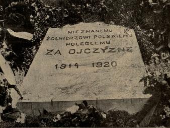 Grób Nieznanego Żołnierza, cz. II (2)