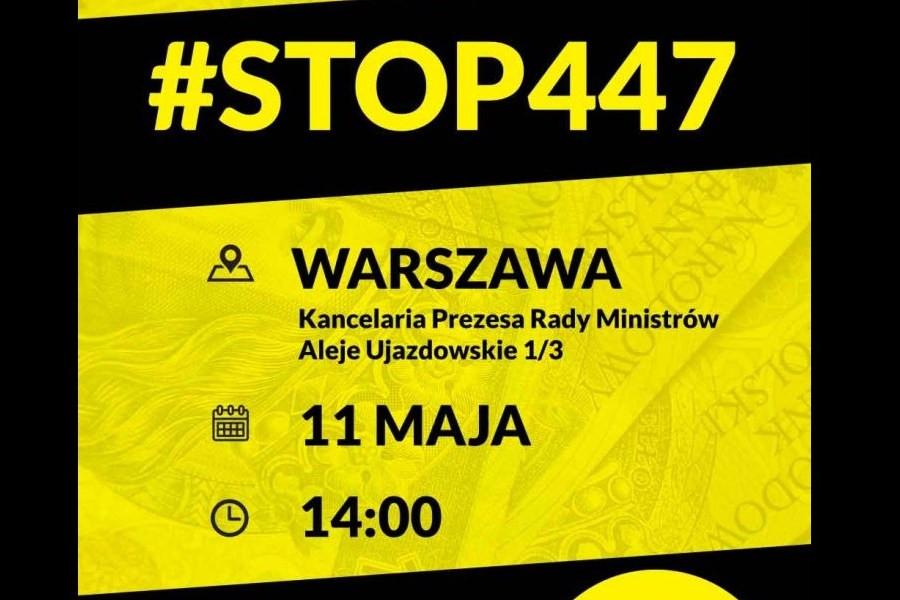 STOP 447