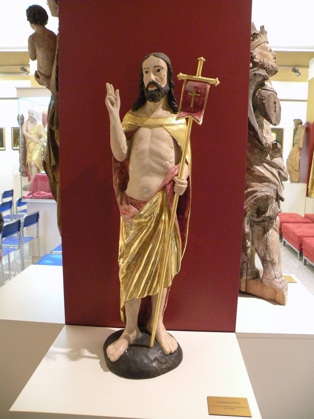 Chrystus - z Andrzejewa