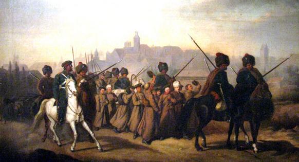 Obraz 1863 powstanie