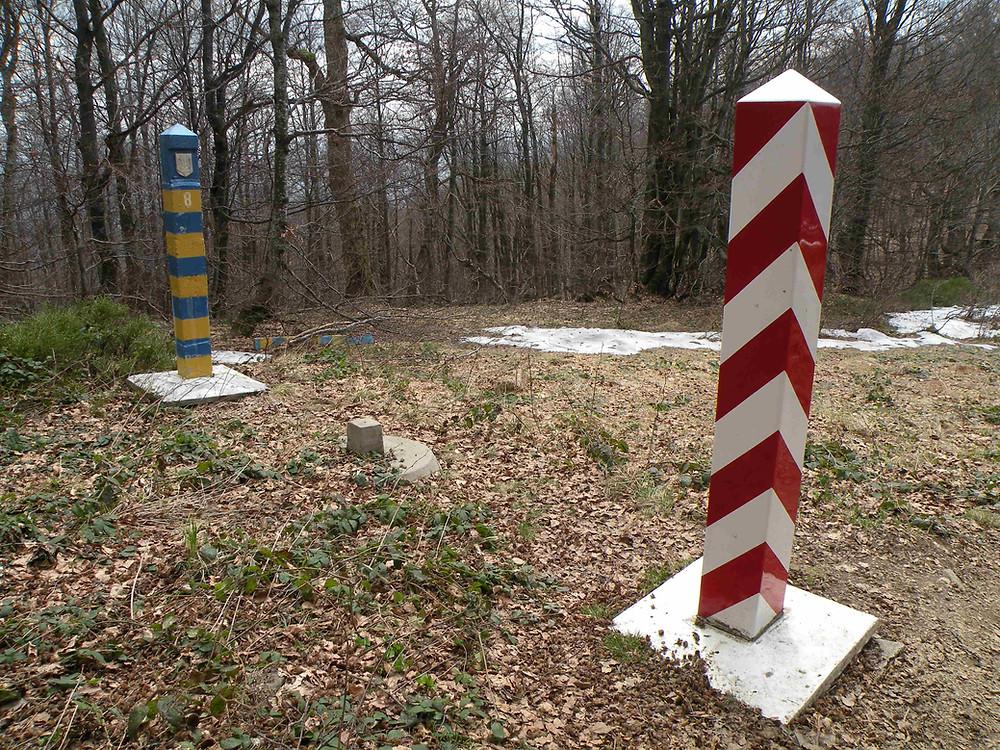 Granica polsko - ukraińska