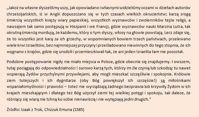 Izaak z Trok, Chizzuk Emuna