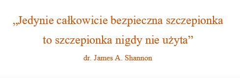 dr. James A. Shannon
