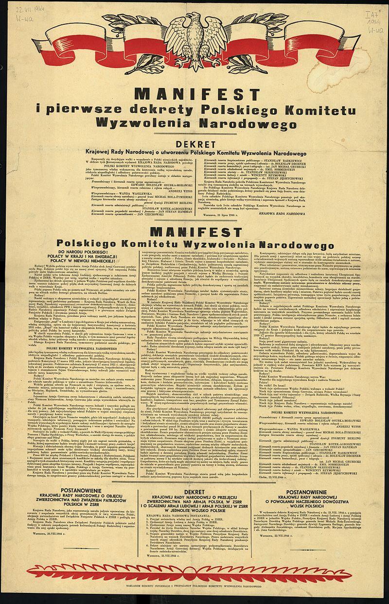 Manifest PKWN