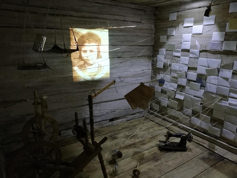 Sala poświęcona zesłanym na Syberię