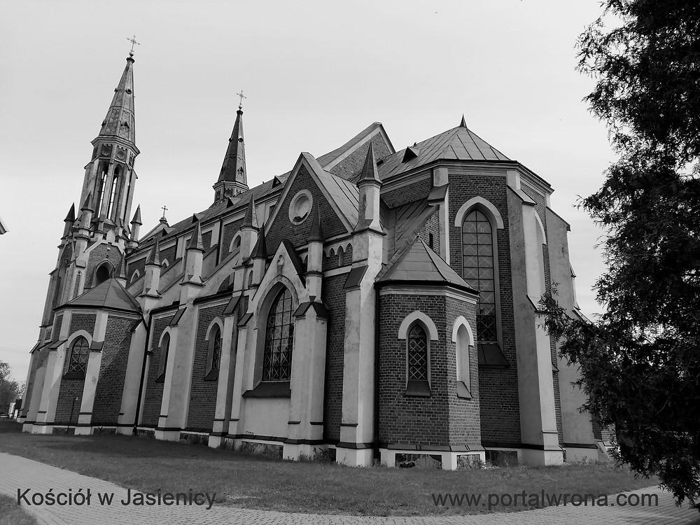 Kościół w Jasienicy