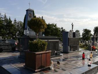Obelisk w Szumowie