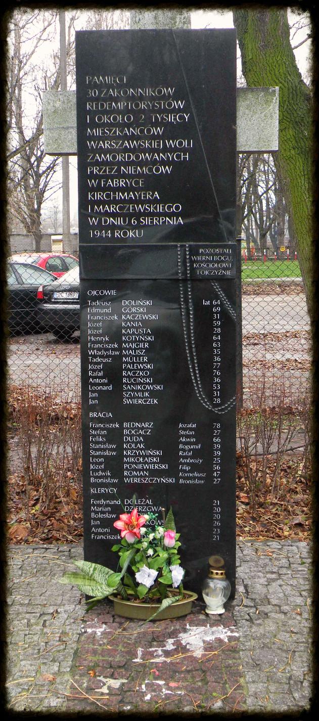 Pamięci pomordowanych