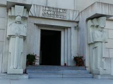 Mauzoleum w Ostrołęce
