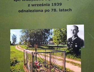 Mogiła wojenna kpt. Władysława Dąbrowskiego II