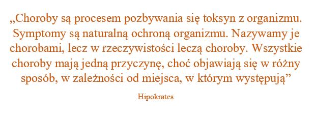 Hipokrates - prekursor medycyny