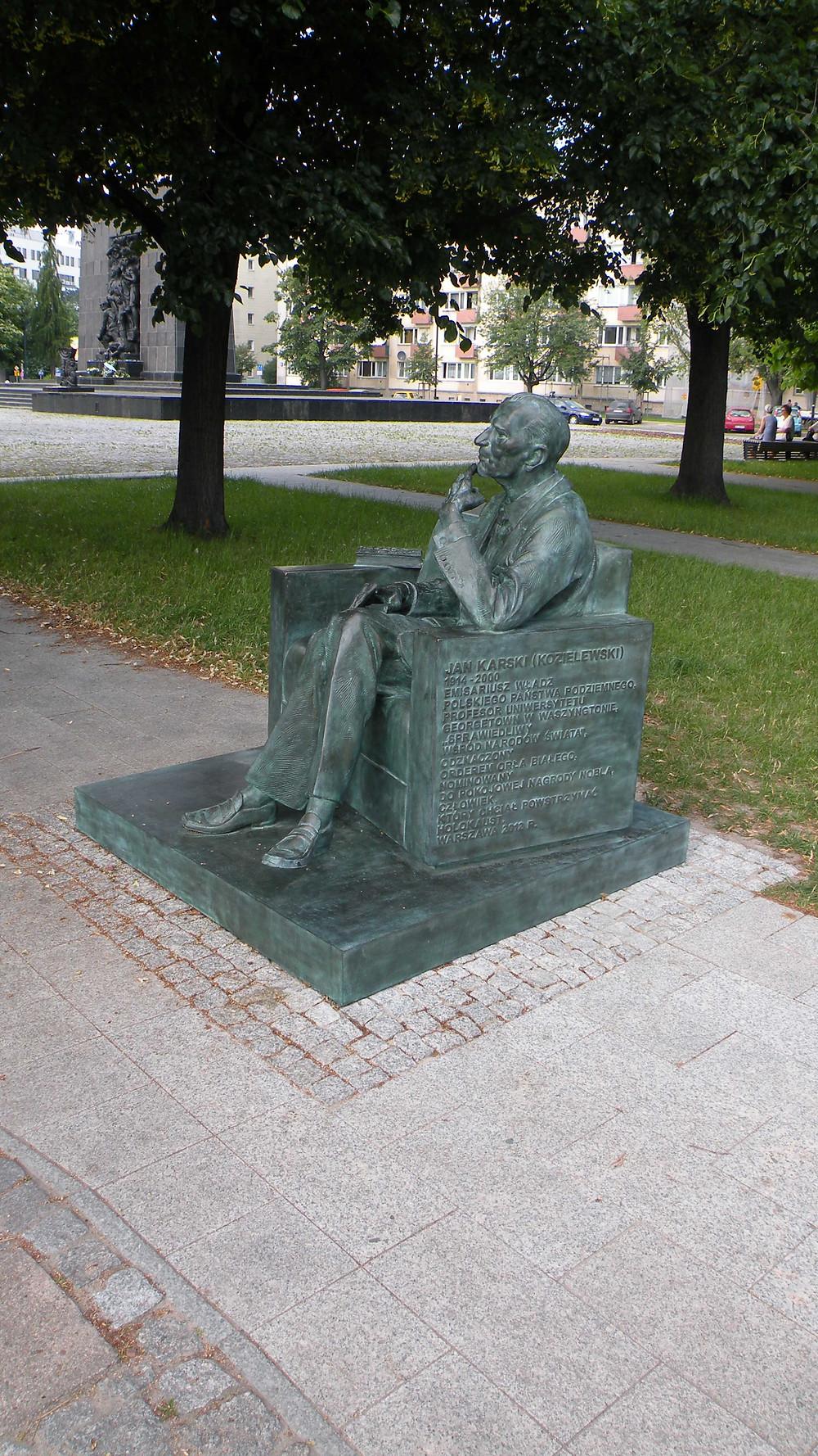 Jan Karski - Warszawa