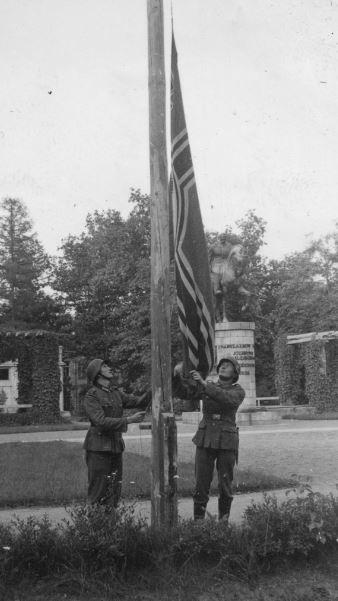 W czasie okupacji niemieckiej