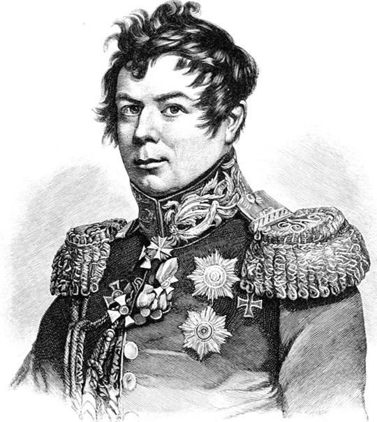 Iwan Iwanowicz Dybicz Zabałkański