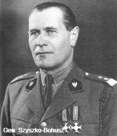 Gen. Szyszko-Bohusz