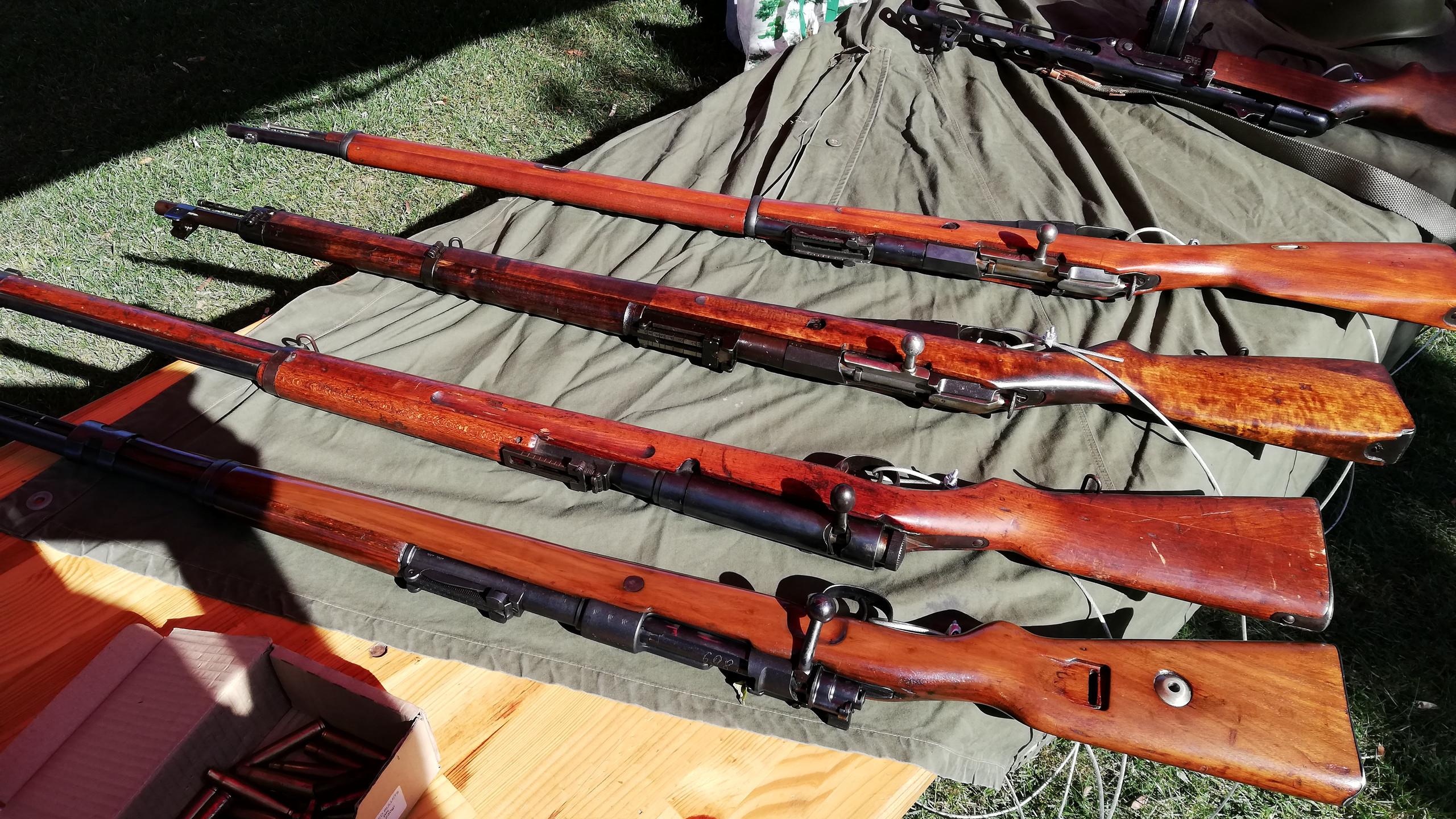 Wystawa broni