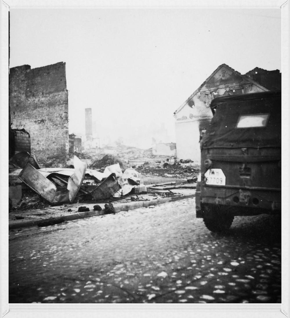 Zambrów. 1939r.