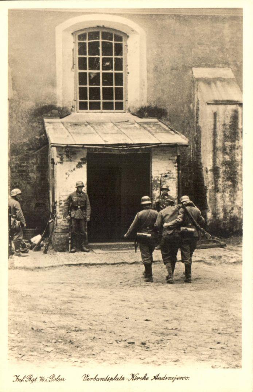 Kościół podczas II wojny światowej