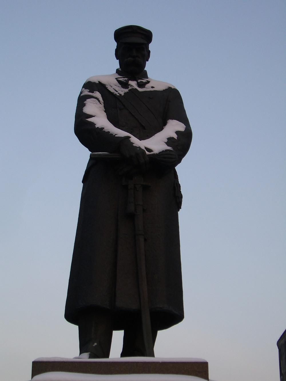 Pomnik Marszałka w stolicy