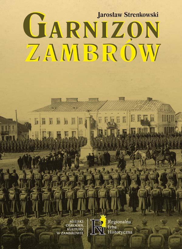Garnizon Zambrów - okładka albumu