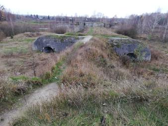 Fort VII - Łobaczew