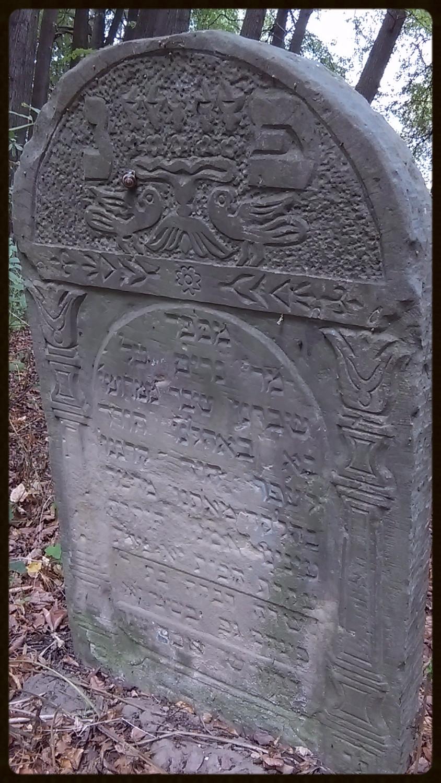 Sara Rivka – córka Pinchasa zmarła 1/24/1918