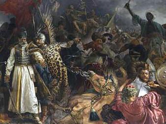 400 lat temu pod Chocimiem, cz. I (2)
