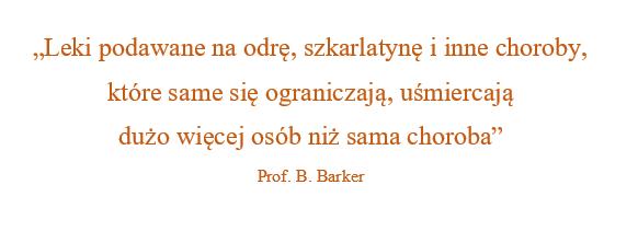 Prof. B. Barker