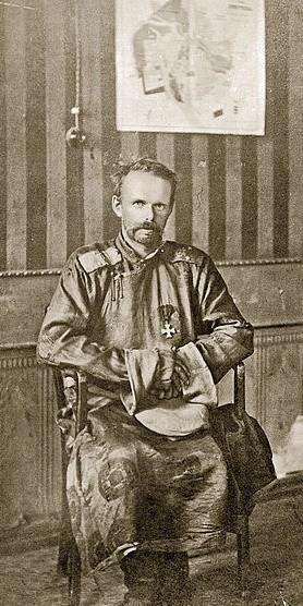 Baron Ungern - Sternberg