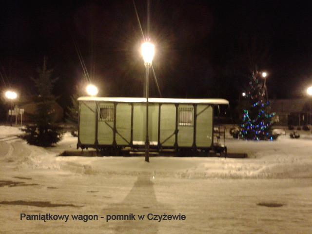 Czyżew - stacja kolejowa