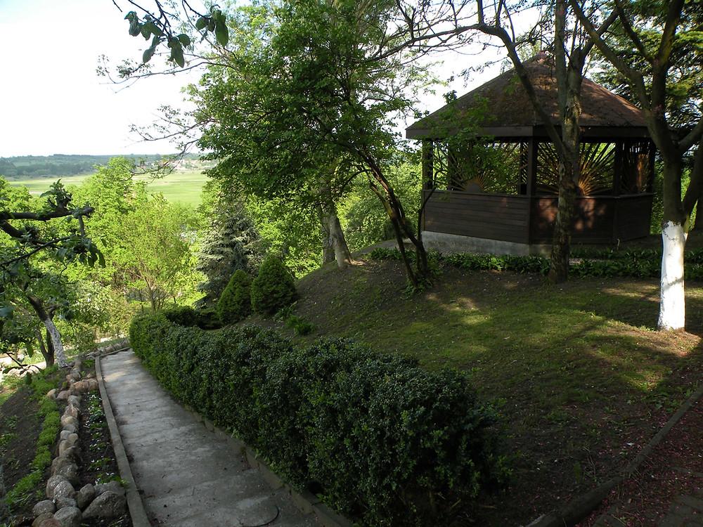 Ogród Kapucynów w Łomży