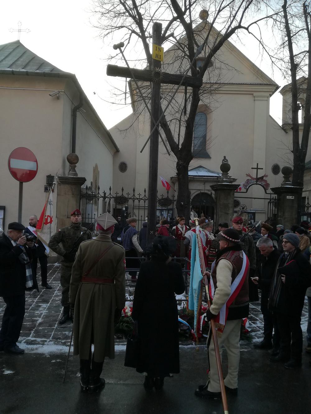 Obchody rocznicowe w Krakowie