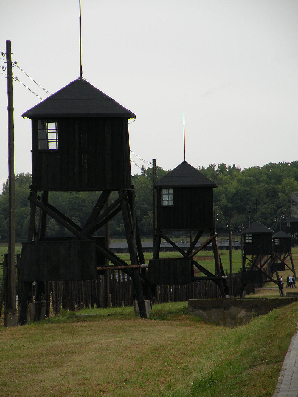Majdanek - German death camps
