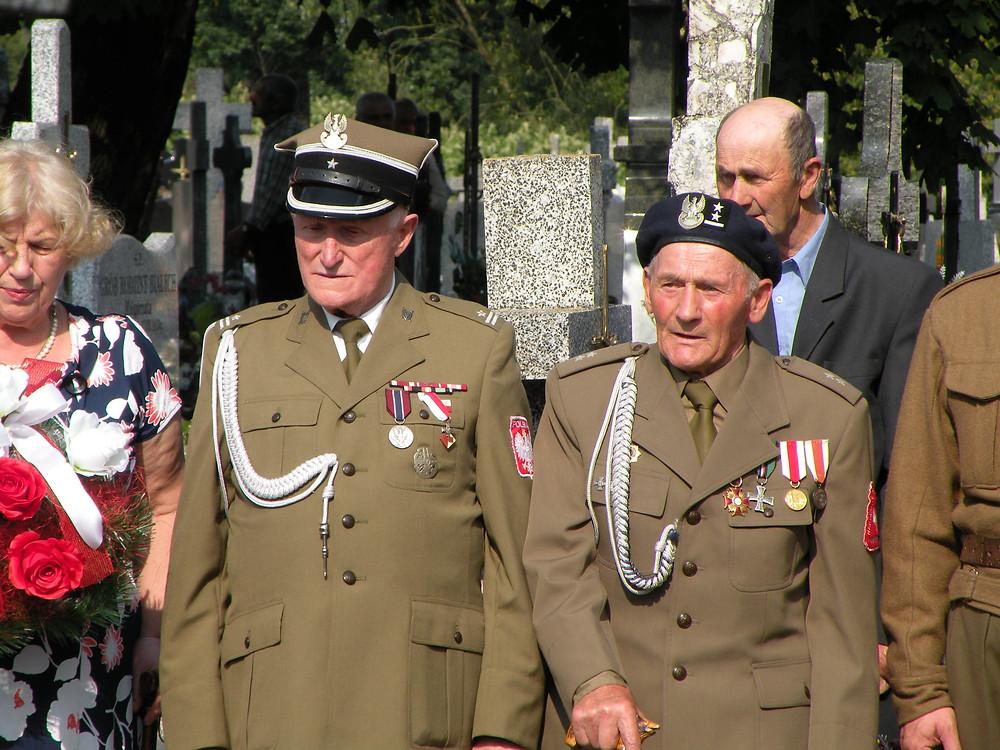 Kombatanci w Andrzejewie