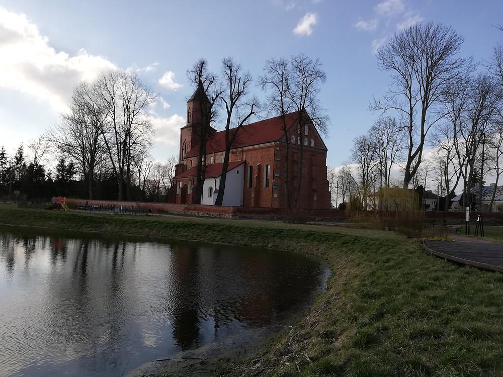 Kościół w Andrzejewie