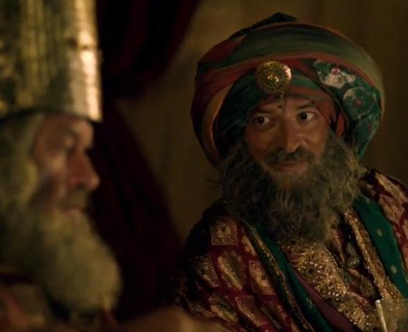 Herod z przybyszem ze Wschodu