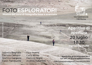 FotoEsploratori exhibition!