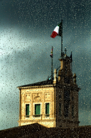 A STORM ON ITALY