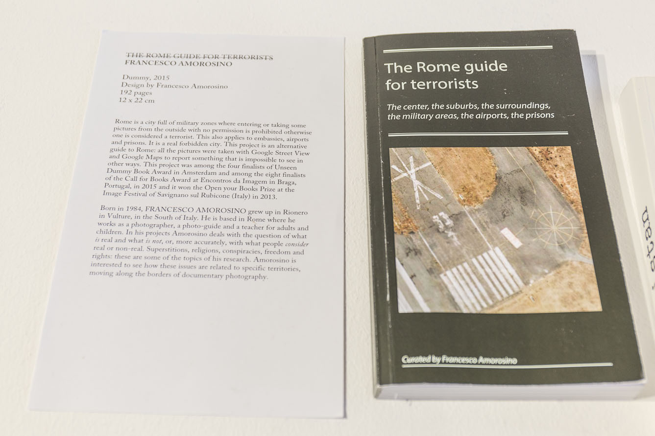 The Rome Guide for Terrorists