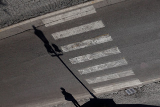 CROSSING SHADOWS