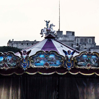 THE ANGEL CAROUSEL