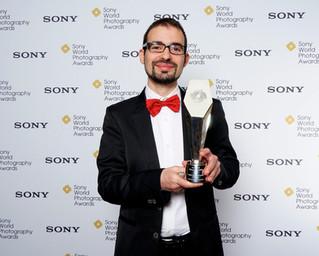 WINNER! SONY AWARDS STILL LIFE CATEGORY