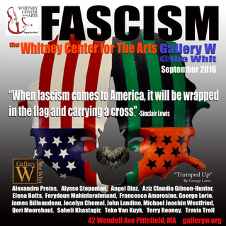 FASCISM EXHIBITION AT WHITNEY CENTER FOR THE ARTS!