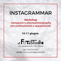 Instagrammar at Il FotoStudio