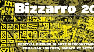 EXHIBITION AT BIZZARRO FESTIVAL