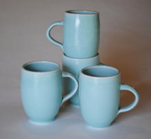 celadon cups each piece priced individually