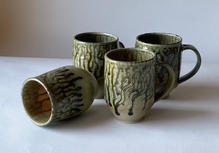 Blue Ash Cups priced individually