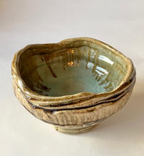 Sculptural Bowl 2 stoneware, glazed